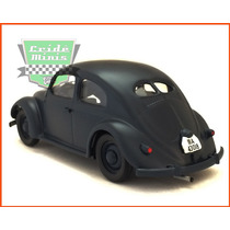 Fusca Sedan Split Window 1939 - Escala 1/43 - Caixa De Acríl