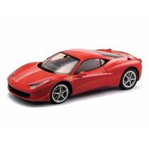Carro Controle Remoto Ferrari 458 Italia 1:16 Silverlit