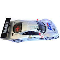 Miniatura Mercedes Clk Gtr Racing Maisto 1/18 Maisto 26,5cm