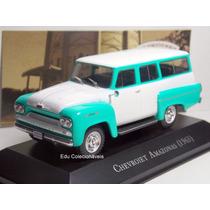 Miniatura Amazonas Carros Inesqueciveis Do Brasil 1/43