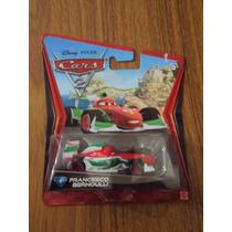 Disney Pixar Cars 2/carros 2 Francesco Bernoulli # 4