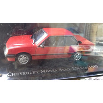 Chevrolet Collection Salvat Ed.05 Monza Serie1 Sedan 1995