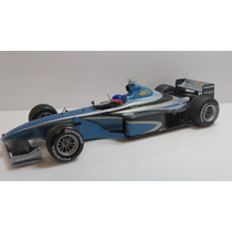 1:18 Minichamps Bar 001 Supertec 1999 Testcar Villeneuve