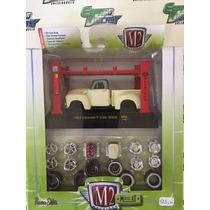 1954 Chevrolet 3100 Truck Model Kit M2 Machines