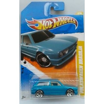 Hotwheels Volkswagen Brasilia - 008/244 - Coleção 2011