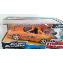 Jada 1:24 Fast & Furious Toyota Supra Brian