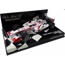 1.43 Minichamps Super Aguri F1 Team Sa05 F.montagny 2006