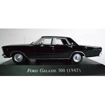 Coleção Carros Inesquecíveis Do Brasil Ford Galaxie 500
