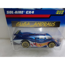 Hot Wheels - Sol-aire Cx4 - 1998 - Lacrado
