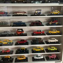Coleção Completa De Táxis Clássicos