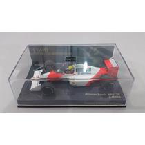 Mclaren Mp 4/5b Ayrton Senna F1 Suzuka 1990 1/43 Minichamps