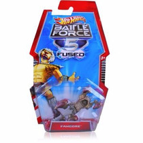 Hot Wheels Battle Force 5 Fused Fangore