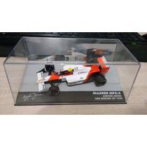 Miniatura Ayrton Senna - Mclaren Mp4/4