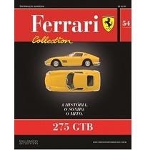 Edição 54 Carros Nacionais Ferrari 275 Gtb 1964