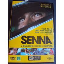 Filme Ayrton Senna - Dvd Original - 2010