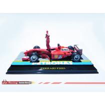 Diorama Podio Ferrari Schumacher F1 - Ferrari Collection