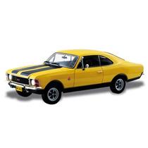 Coleção Chevrolet Opala Ss- (miniatura Para Montar) 10 Unid.