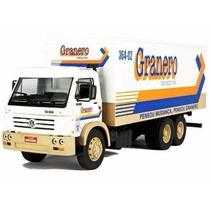 Coleção Caminhões Brasileiros Ed. 18 - Volkswagen 11-130