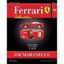 Edição 65 Carros Nacionais Ferrari 550 Maranello 1996