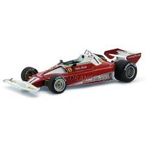 Ferrari 1976 Gp Mônaco Nik Lauda Hot Wheels Elite 1:18 Bly40