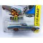 72 Ford Ranchero - Zamac 2014 - Hot Wheels - 164hs Ctba