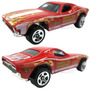Hot Wheels 2011, Cars Series, Main Street, Dixie Challenger