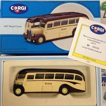 Aec Regal Coach Oxford Onibus Corgi