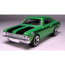 Hot Wheels Opala Chevrolet Ss Verde - Pode Retirar