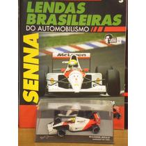 Lendas Brasileiras Ed. 03 Ayrton Senna Maclaren Mp4/6