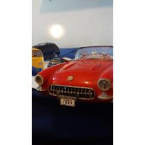 Carros Corvette 57 Detonado Ferro Velho Sucata Antiga