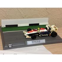 Ayrton Senna - Miniatura Toleman Tg 184 - Série Limitada!