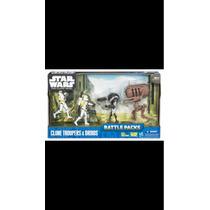 Stars Wars Battle Packs Clones Troopers E Droids