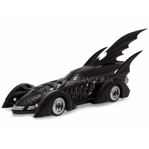 Batmovel1995 Batman Forever Val Kilmer Hot Wheels 1:18 Bly43