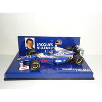 Minichamps 1/43 Williams Fw19 Villeneuve F1 1997 Wc # Senna