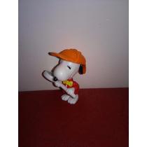 Kinder Ovo Boneco Snoopy Peanuts 4 Cm (raridade)