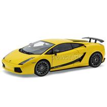 Lamborghini Gallardo Superleggera 1:18 Autoart Amarelo 74584