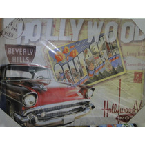 Lindo Quadro Parede Tela Bell Air Beverly Hills Holywood