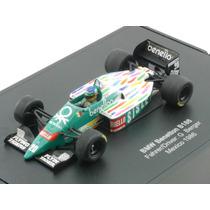 Minichamps 1/43 Benetton Bmw B186 Berger F1 1986 # Senna