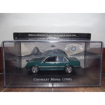 Chevrolet Monza Miniatura 1:43 Inesquecíveis Nacionais
