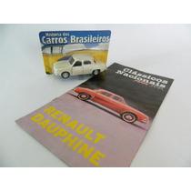 Miniatura Clássicos Nacionais Dauphine 1/43 - 1ª Edição