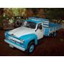 Miniatura Caminhão Chevrolet Brasil Personalizada