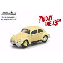 Greenlight Hollywood 9 Volkswagen Fusca 1963 Sexta Feira 13