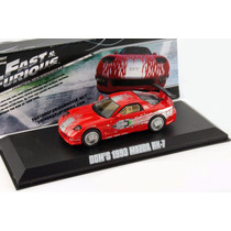 Mazda Rx-7 1993 Fast And Furios Rot 1:43 Greenlight