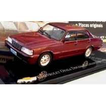 Carrinho Opala Diplomata 1992 1:43 Chevrolet Collection