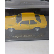 Chevrolet Collection Chevette Sl 1979 1:43 Salvat+ Fascículo