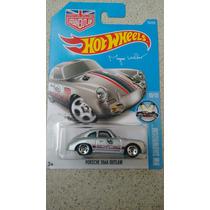 Carrinho Hot Wheels Porshe 356a Outlaw Coleção 2016