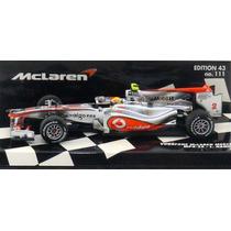 1:43 Minichamps Mclaren Mercedes Mp4-25 2010 Hamilton