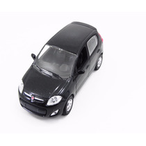 Miniatura Carrinho Norev 1/43 Fiat Palio (preto)