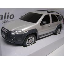 Fiat Palio Adventure Prata Controle Remoto - Cks