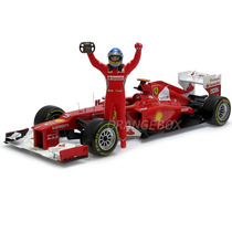Ferrari F2012 Fernando Alonso Gp Malásia Hot Wheels Bbw94